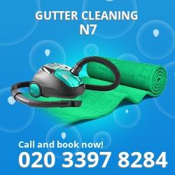 Tufnell Park clean carpet N7