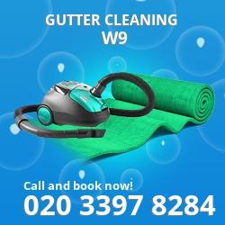 Maida Vale clean carpet W9