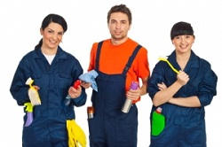 Docklands cleaning agency