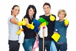 SM6 floor cleaners Wallington