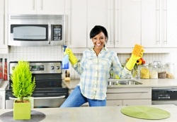 professional cleaners in Kensington