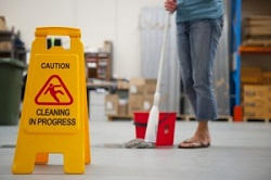 office cleaners Kingston
