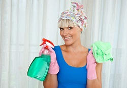 professional cleaners in South Kensington