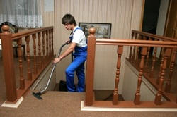office cleaners Sutton